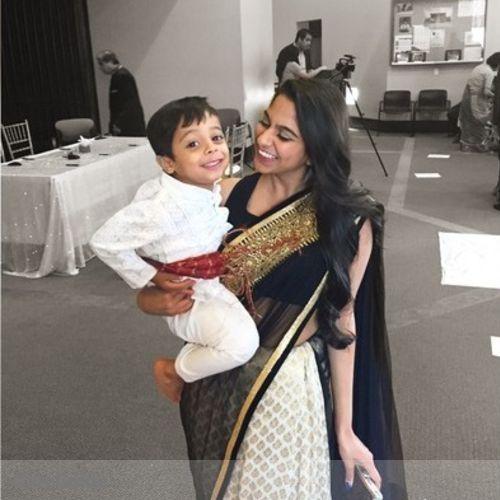 Canadian Nanny Provider Fahreen Budhwani's Profile Picture