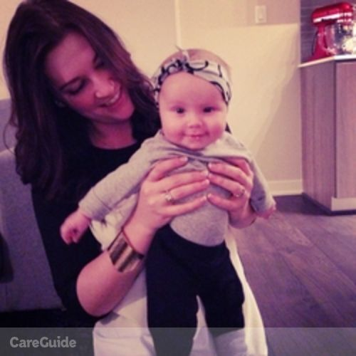 Canadian Nanny Provider Cayli McCormick's Profile Picture