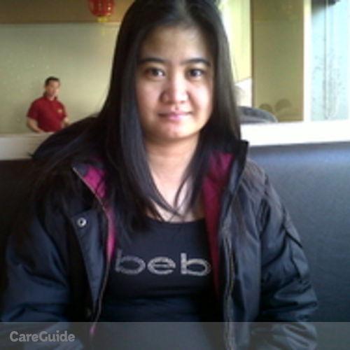 Canadian Nanny Provider Maricel Sevilla's Profile Picture