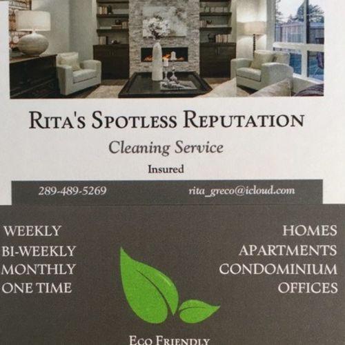 Housekeeper Provider Rita Greco Smith's Profile Picture