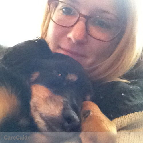 Pet Care Provider Georgia Higgins's Profile Picture