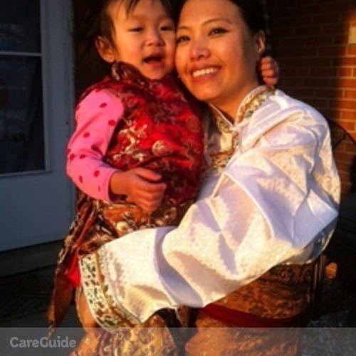 Canadian Nanny Provider Tenzin C's Profile Picture
