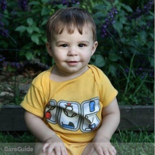 Child Care Job Arielle Lege's Profile Picture