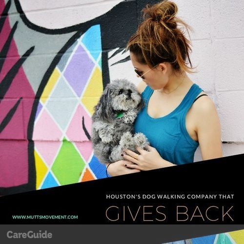 Pet Care Provider Lauren Harrington's Profile Picture