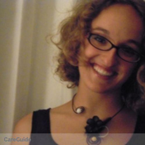 Canadian Nanny Provider Mélanie E's Profile Picture
