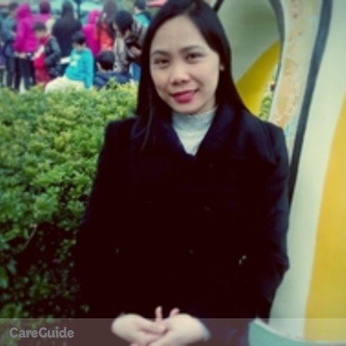 Canadian Nanny Provider Leah Dalmaceda's Profile Picture