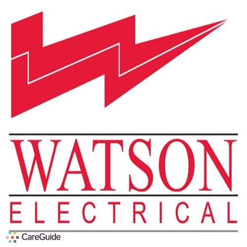 Electrician Provider Jim Watson's Profile Picture