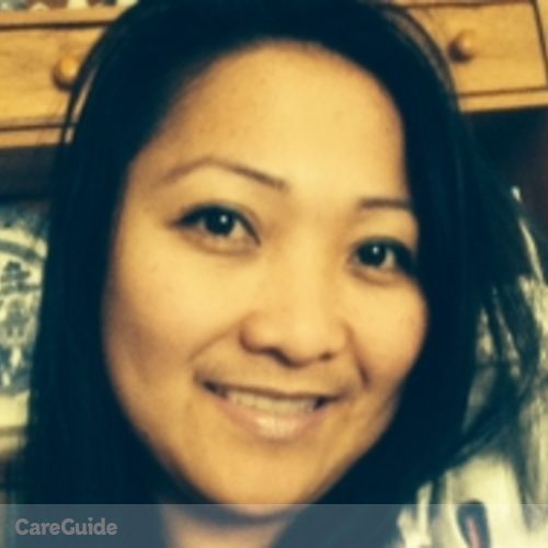 Canadian Nanny Provider Anna Lopez's Profile Picture