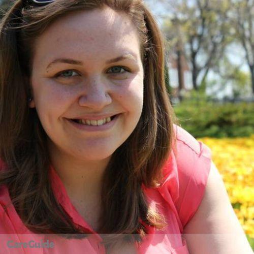 Canadian Nanny Provider Cassandra Trudel's Profile Picture