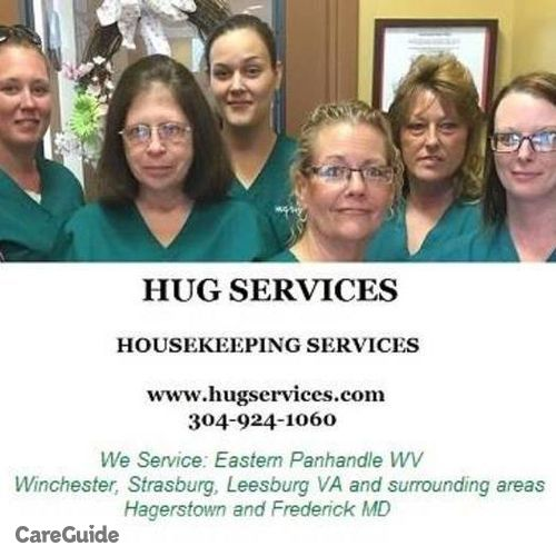 Housekeeper Provider Hug Services's Profile Picture