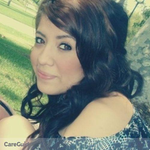 Canadian Nanny Provider Gabriela Quintana's Profile Picture