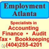 Payroll Accountant, Atlanta, Ga to $55K