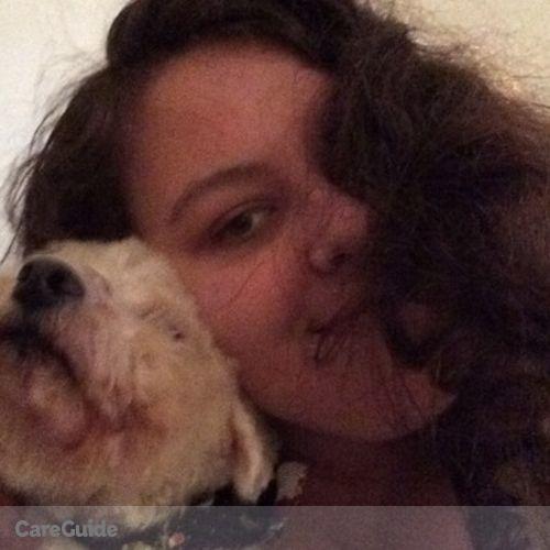 Pet Care Provider Olivia Brown's Profile Picture